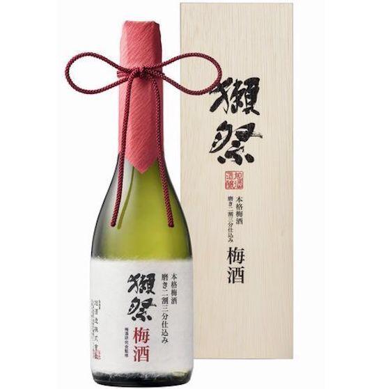 【転売】1日10本限定 4月26日から4日間のみ発売 獺祭梅酒