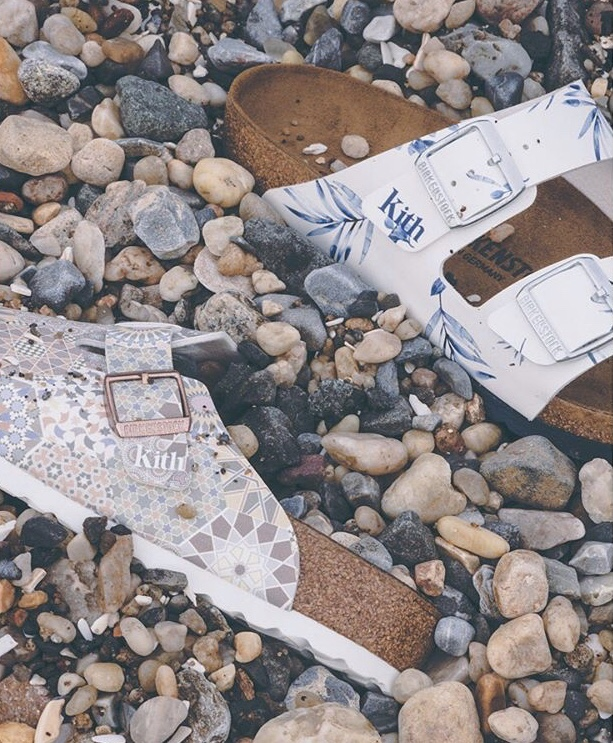【KITH】6月11日0:00発売 KITH MONDAY PROGRAM BIRKENSTOCK