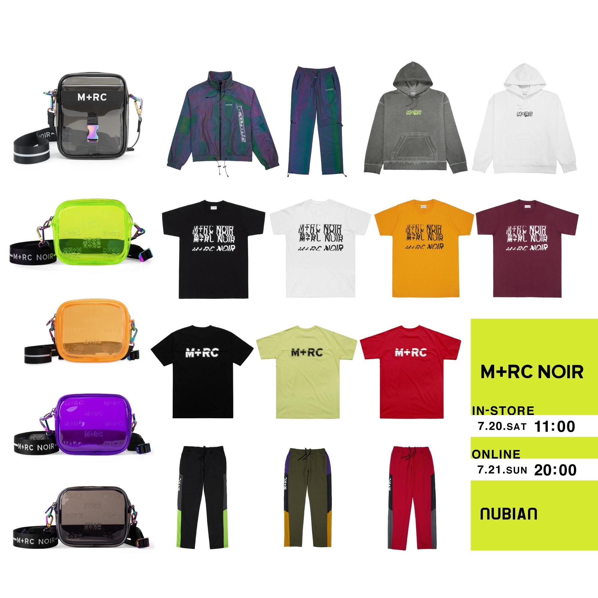 【M+RC NOIR】7月20日11時発売