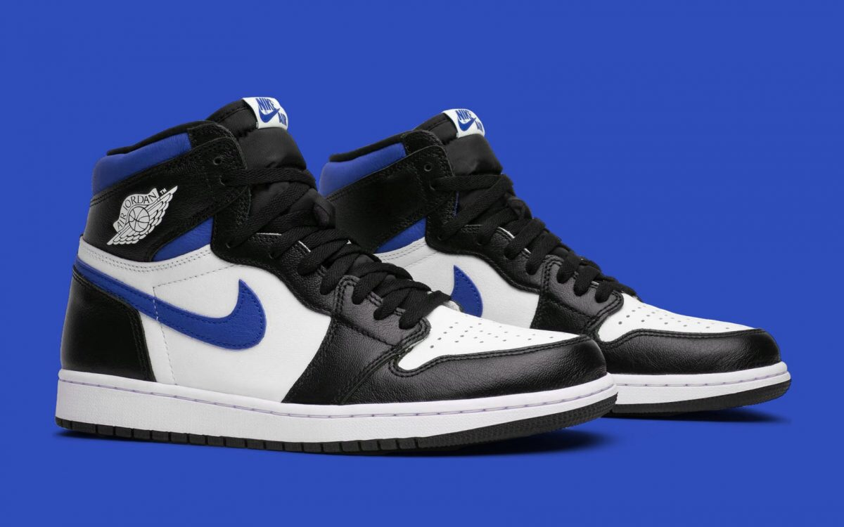 【NIKE】2020年春発売予定 AIR JORDAN 1 GAME ROYAL