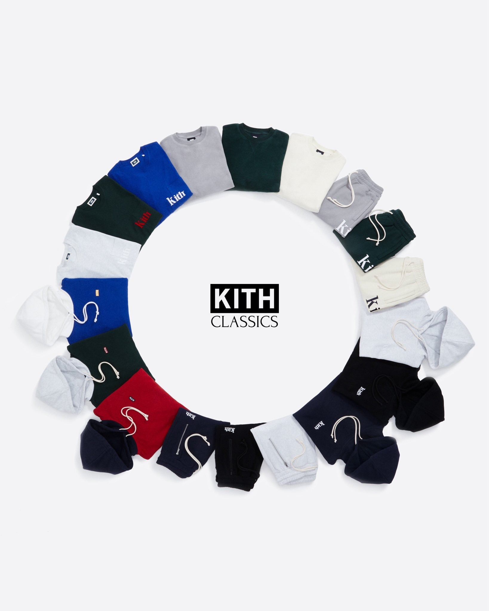 【KITH】Fall2. Collection