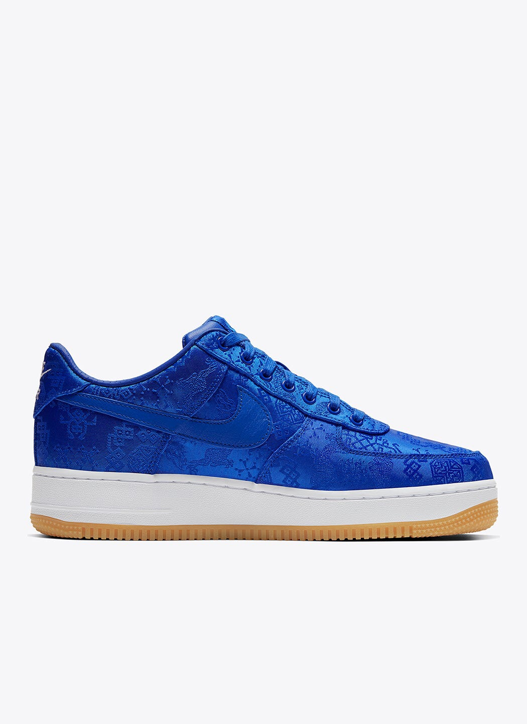 "【NIKE】11月11日発売 CLOT × NIKE AIR FORCE 1 PREMIUM ""BLUE SILK"""