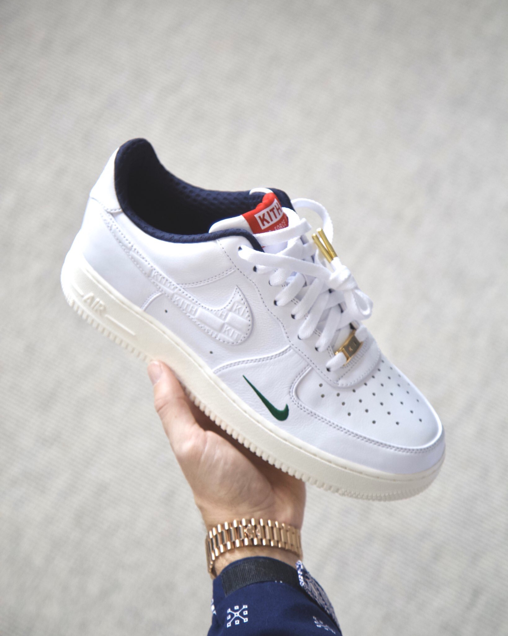 【KITH×NIKE】KITH × NIKE AIR FORCE 1 LOW