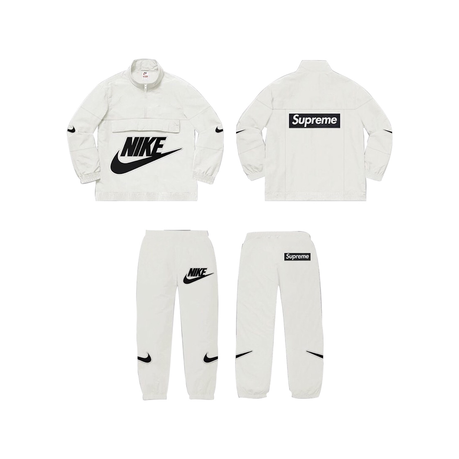 【Supreme】19FW week14 NIKE × Supreme