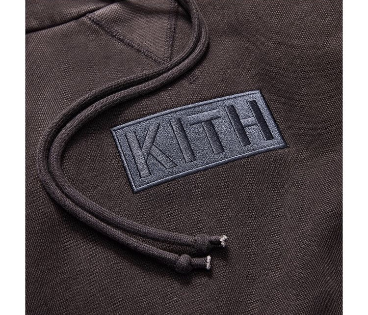 【KITH】12月3日(火)1:00発売 CYBER MONDAY PROGRAM BOX LOGO HOODED SWEATSHIRT