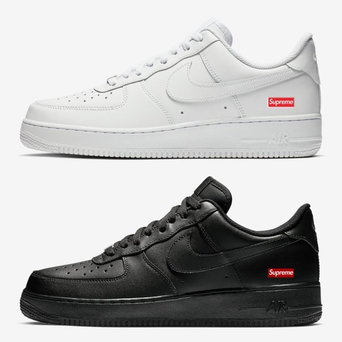 【Supreme】4月発売予定 2020SS Supreme/NIKE AIR FORCE 1 LOW